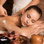 Body scrub + Aroma therapy massage