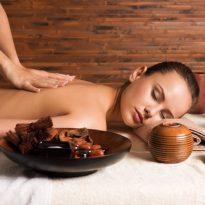 Body Scrub & Aroma Therapy Massage