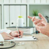 Konzultácie s lekárom